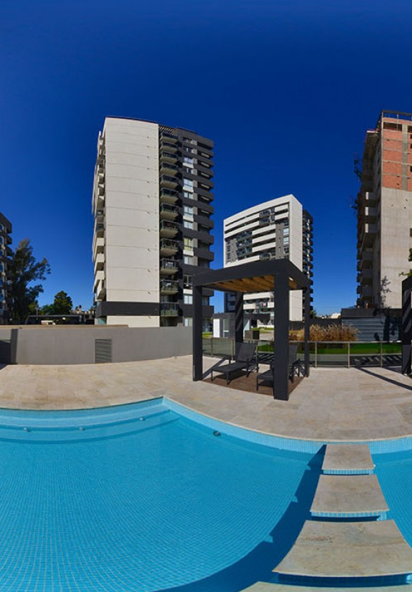 Opera luxury condominium condominios dpto modelo en for Piscinas cordoba capital