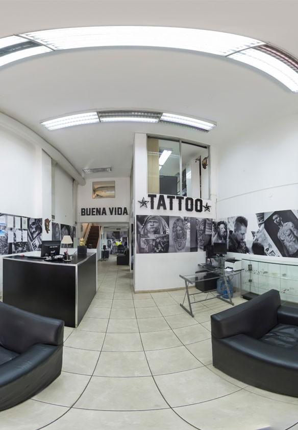 Buena Vida Tattoo Sucursal Centro Tatuajes Body Piercing En